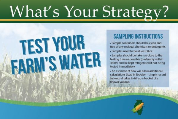 How to take a sample and test your farm water | nutrient and water quality matters
